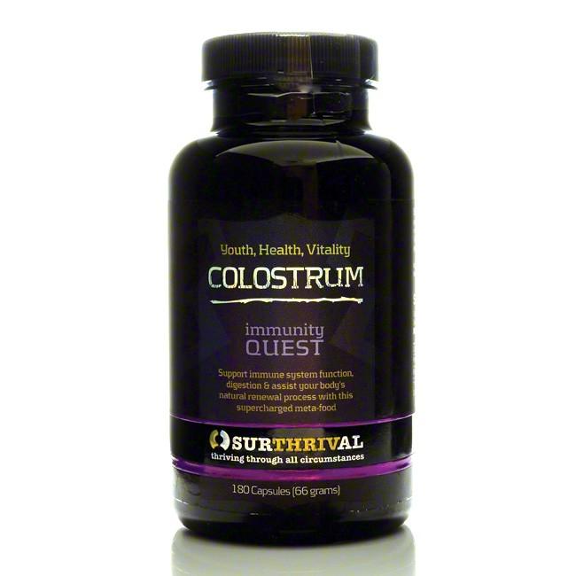 surthrival colostrum capsules