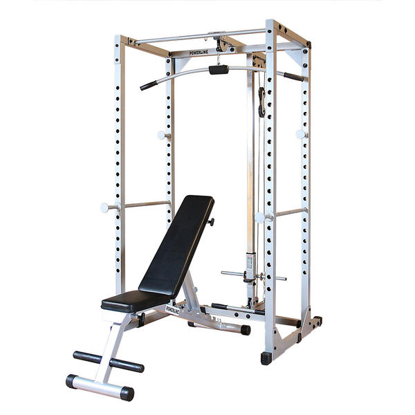 Powerline ppr200x power rack review for Inexpensive power rack