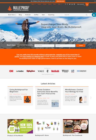 bulletproof-homepage