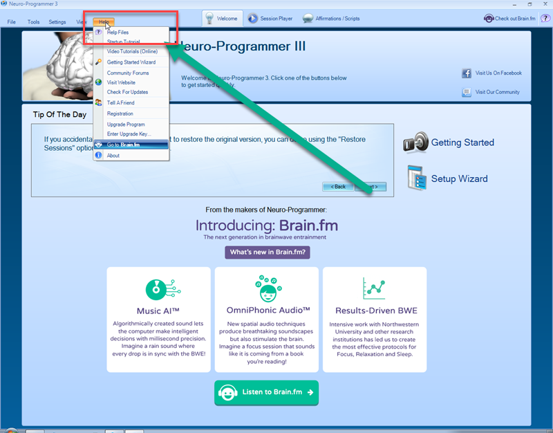 neuro-programmer-3-features-help-guide4
