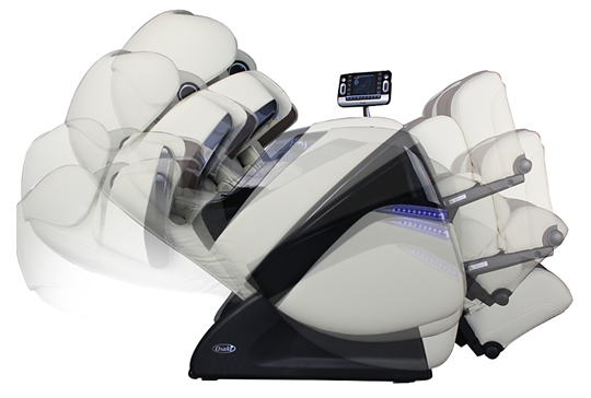 Genial When You First Turn On The Chair, Like Other Osaki Models, The 3D Pro Cyber  Will Automatically Recline Back A Little. This Is So That The Rollers Donu0027t  Push ...