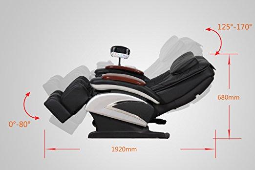 BestMassage EC-06 Shiatsu Massage Chair Review